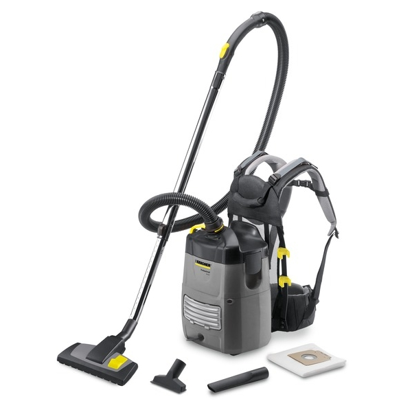 Karcher BV5/1 240v Mains Driven Back Pac Vac-0