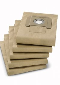 Pk of 10 Paper Filter Bags for BV 5/1 Karcher Back Pack