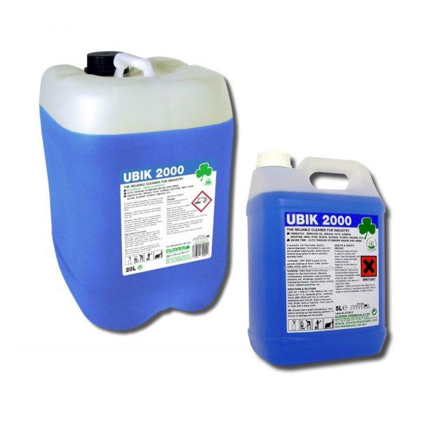 Ubik 2000 - Universal Cleaner/Degreaser (Food Safe)