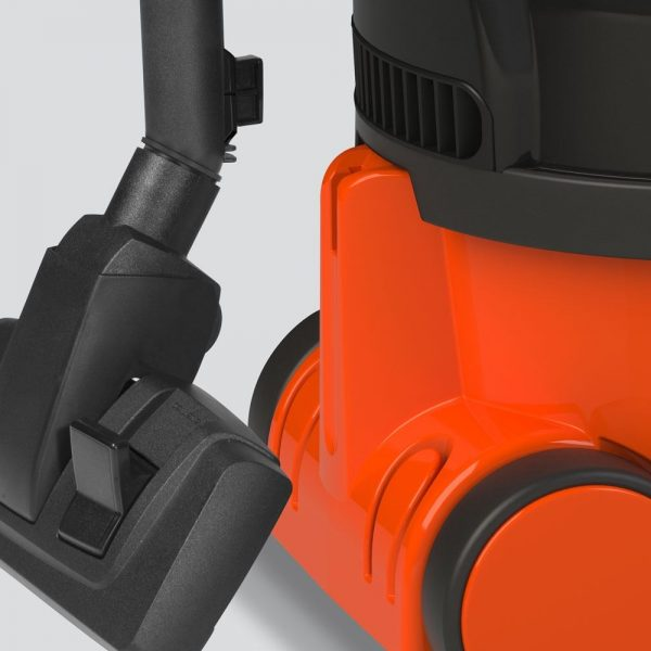 Red Henry Hoover from Numatic HVR160 Latest 2018 Model