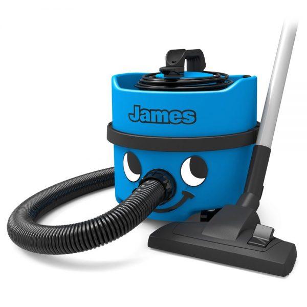 Numatic James JVP180-11 Vacuum Cleaner - Latest 2020 Blue Model