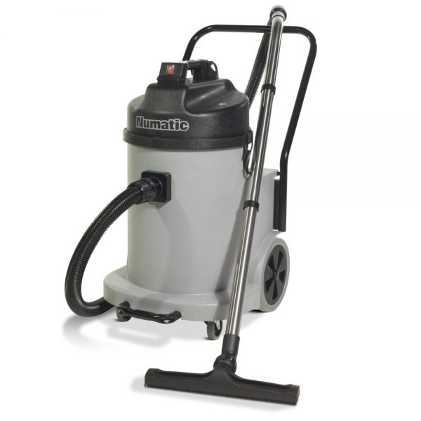NDD900 Twin Motor Fine Dust Vacuum c/w Kit