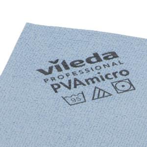 VILEDA PVA MICRO CLOTH MIRROR CLEANING WINDOW CLEAN GLASS