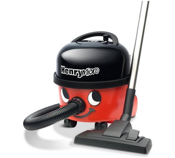 Henry Hoover Micro Numatic HVR200M-11 for Asthma Sufferers