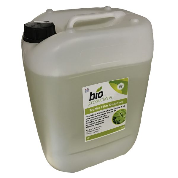20 ltrs Traffic Film Remover Concentrate