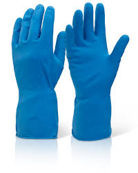 Household Gloves 1 Pair - Various Size and Colour Options