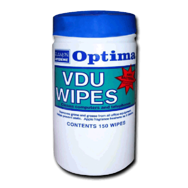 Multisurface & VDU/Telephone Wipes Tub of 100