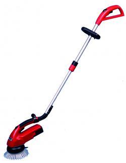 "Scrubby Motor Scrubber - Battery Driven Scrubber c/w 6"" Pad Drive & Scrubbing Brush-0"