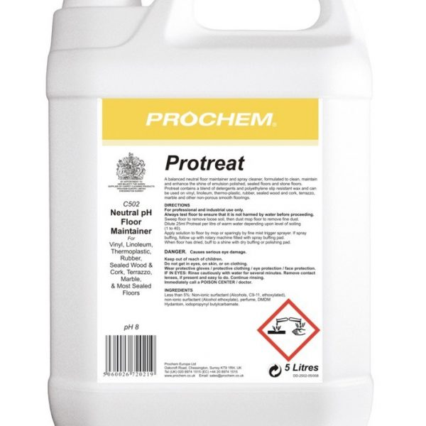 5L Protreat Floor Maintainer