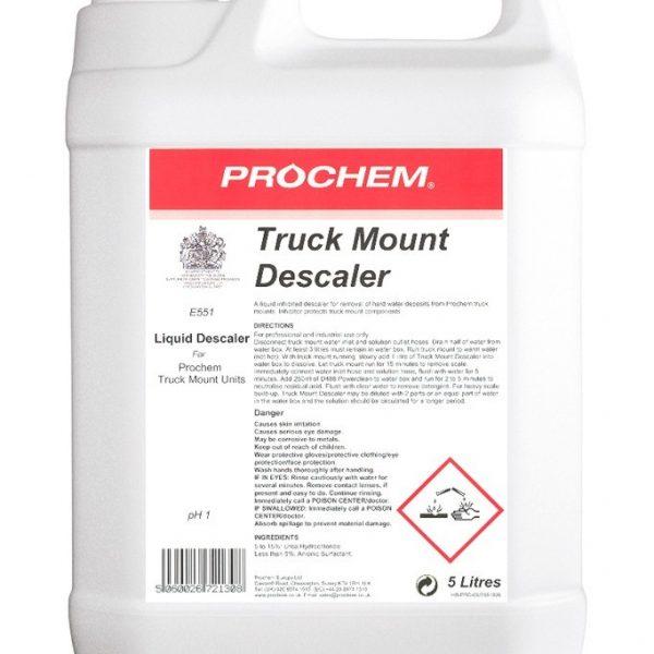 5L Truck Mount Descaler