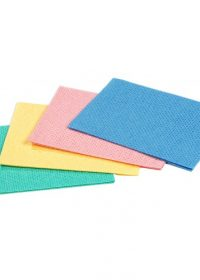 Pk of 25 Envirowipe Cater Cleaning Cloths - Anti-Bacterial - Fully Compostable - Food Contact Safe - Machine Washable