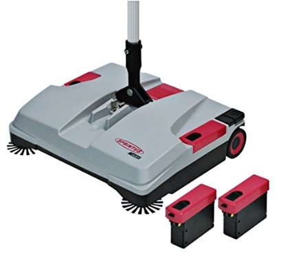 MEDUSA BATTERY SWEEPER CLEAN CLEANING FLOOR SWIVEL ACTION 1