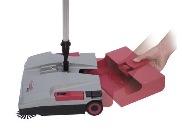 MEDUSA BATTERY SWEEPER CLEAN CLEANING FLOOR SWIVEL ACTION 2