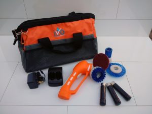 IVO POWER BRUSH STANDARD SCRUBBING KIT CLEANING CLEANER