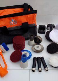 iVo Cordless Scrubber Power Brush - various kit