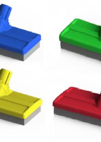 Pal O Mine - Heavy Duty Plastic Holder for Eraser Sponge