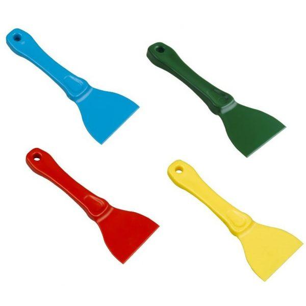 Plastic Hand Scraper - 2 Sizes Available
