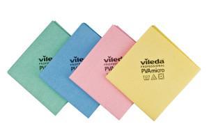 VILEDA PVA MICRO CLOTH PROFESSIONAL