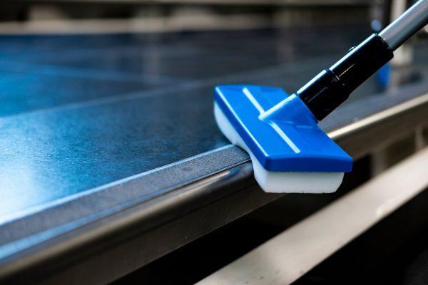 Blue Pal O Mine - Heavy Duty Plastic Holder for Eraser Sponge-5595