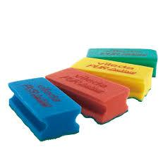 Vileda Pur Active Sponge Scourer - Single