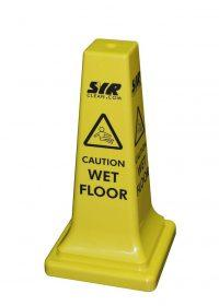 "21"" Caution Wet Floor Caution Cone"
