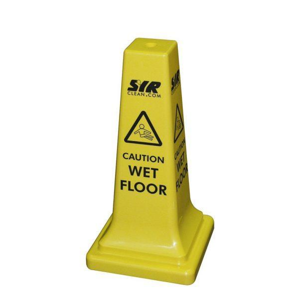 """21"""" Caution Wet Floor Caution Cone"""