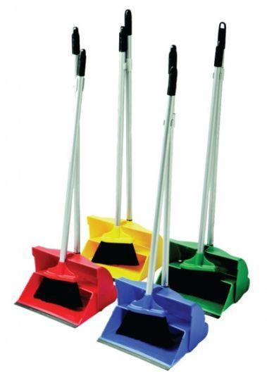 """10"""" Lobby Dustpan and Brush Set"""