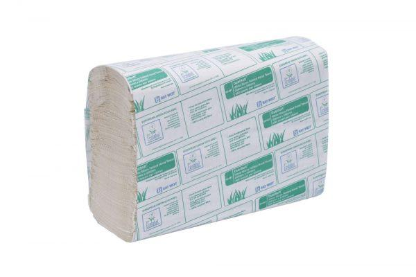 WHITE DOUBLESOFT DUBLESOFT MICRO HAND TOWELS ROLLS ROLL TOWEL