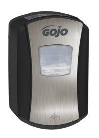 LTX-7 GOJO Chrome/Black Touch Free 700ml Dispenser