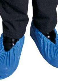 """16"""" Blue Overshoes 2000"""