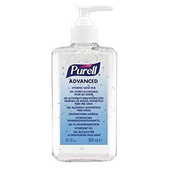 PURELL HAND SANITISER 350ML WASH SOAP RUB