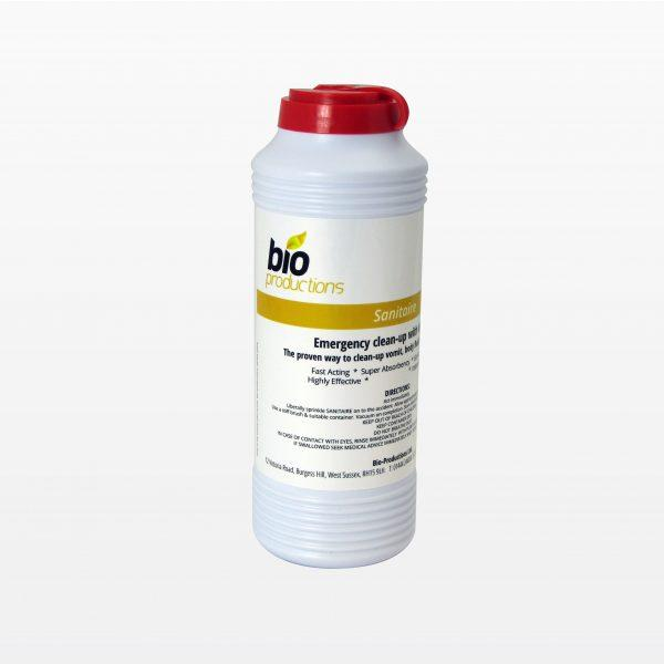 240g Sanitaire Emergency Clean Up Powder