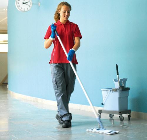 VILEDA ULTRASPEED MOPPING KIT FLOOR CLEANING BUCKET MOP HEAD
