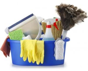 CLEANING CADDY CLEAN CHEMICALS PRODUCTS