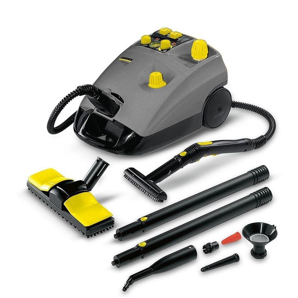 KARCHER SG 4/4 DRY STEAM CLEANER CLEANING CLEAN