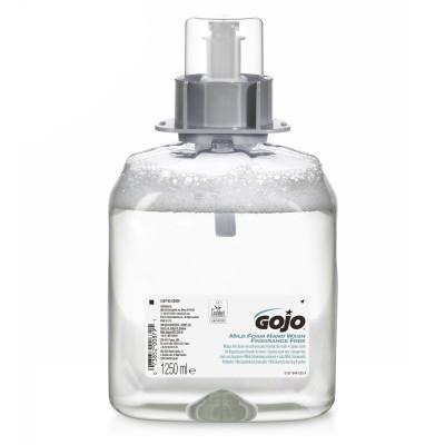 GOJO FMX Mild Foam Hand Wash Fragrance Free 3 x 1250ml