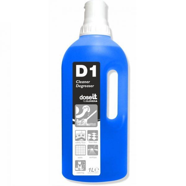 1L D1 Ubik 2000 Dose iT Blue - 1 Dose per Trigger Spray