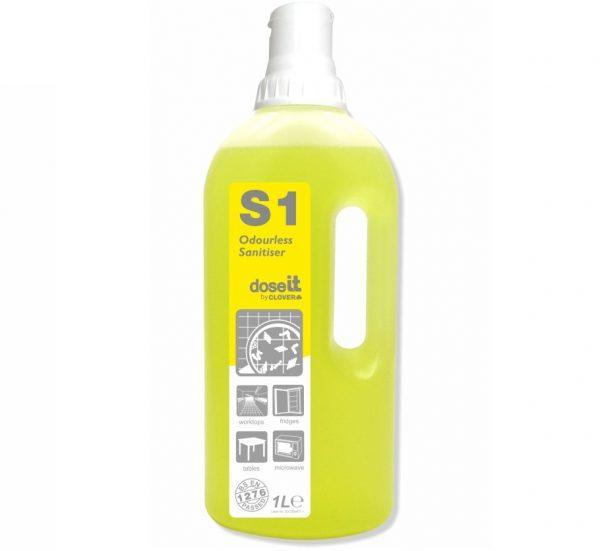 S1 DoseIT Odourless Sanitiser