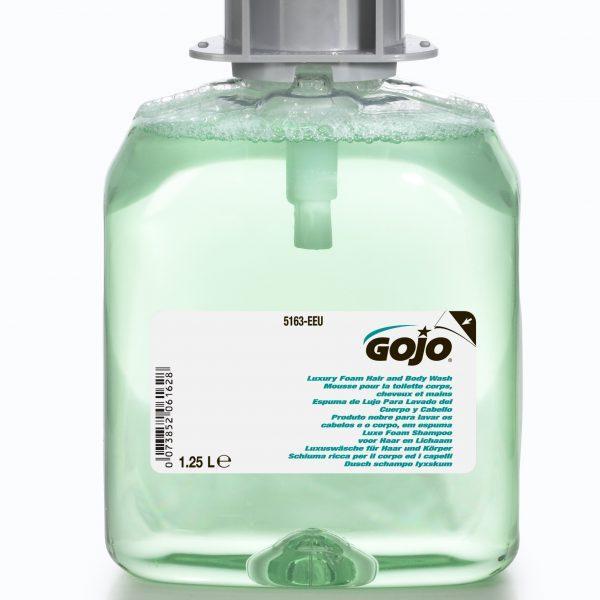 GOJO FMX Hair & Body Wash 3x 1250ml