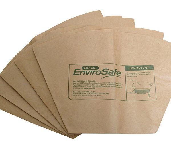 Pacvac Hypercone Paper Bags Pk of 10