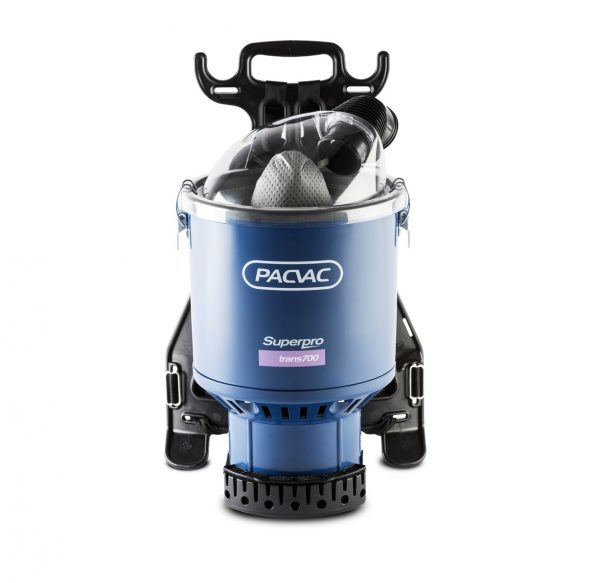 PacVac Superpro 700 Trans Aircraft Vacuum