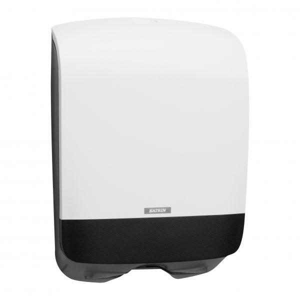 Katrin Hand Towel Mini Dispenser White