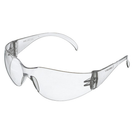 Jaguar Safety Glasses Per Pair Conforming to BS EN 166 1F