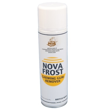 Novafrost Chewing Gum Remover CFC Free Aerosol