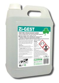5L Zigest Enzyme Drain Maintainer