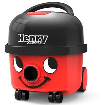 HVB160/2 Domestic Battery Driven Henry c/w 2 Batteries