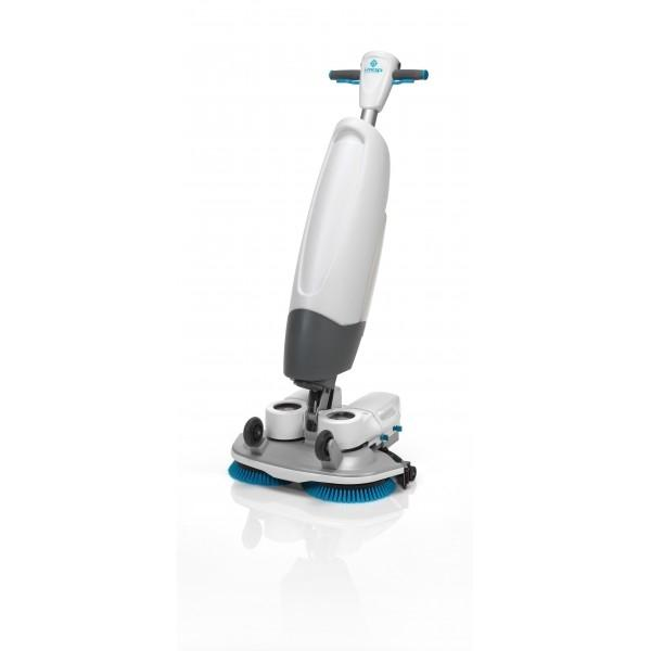 I-Mop XL Battery Scrubber Dryer 1 Hour Charge 1 Hour Run 46cm Wide