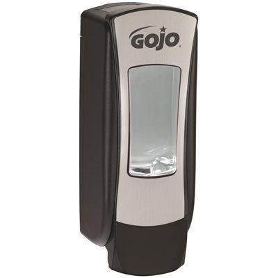 ADX-12 Gojo Chrome/Black Manual  Dispenser