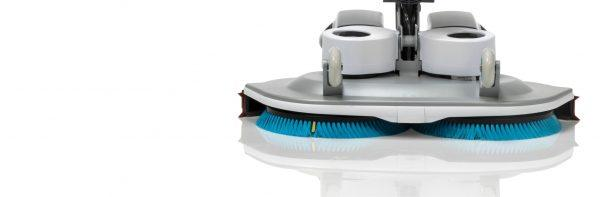 I-Mop XXL Battery Scrubber Dryer 1 Hour Charge 1 Hour Run 64cm Wide