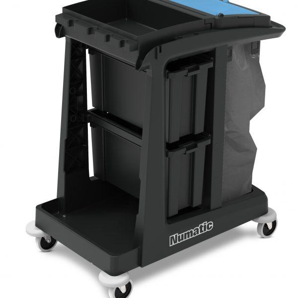 Numatic ECO-Matic EM1 + EM2 Trolleys